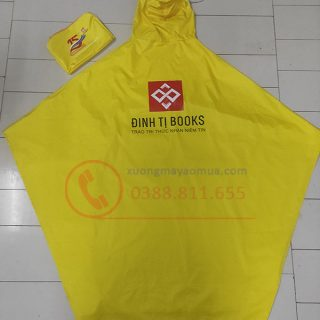 Xưởng nhận đặt may áo mưa theo hợp đồng