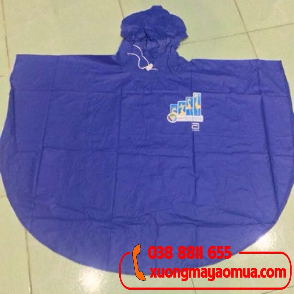 May áo mưa quà tặng in logo nhãn hàng cho trẻ em